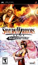 Samurai Warriors: State Of War PSP New Sony PSP