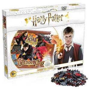 Harry Potter Quidditch Jigsaw 1000 Piece Puzzle