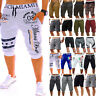 Mens Cargo Sport Combat Shorts Pants Gym Workout Jogging Summer Beach Trousers