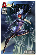 Absolute Comics Group WHITE WIDOW #2 VARIANT COVER 3D LENTICULAR VF//NM