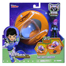 Miles From Tomorrowland The Hot Saucer XVR Cross Vehicle Rocket System NEW!