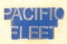 US USA USN Navy Pacific Fleet Military Hat Lapel Pin