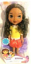 Fisher-Price Nickelodeon Dora & Friends Emma Doll New