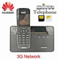 Unlocked Huawei F685 DECT Cordless Telephone&Handset GSM Fixed WirelessTerminal