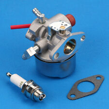 Carburetor Carb Spark Plug Kit For TORO 20016 20017 20018 Craftsman Lawnmower