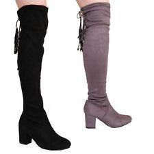 Unbranded Block Mid (1.5-3 in.) Women's Heels