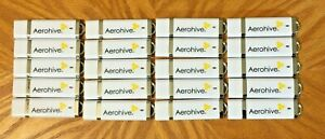 Bulk Lot of 20 USB Thumb Flash Drives 2GB (1.875 Formatted) Aerohive Logo
