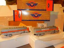 LIONEL- 18191- WESTERN PACIFIC F-3 AA DIESEL - BOXED- W/TMCC & RAILSOUNDS