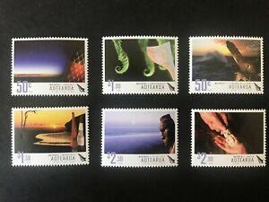 New Zealand NZ 2008 The Matariki Complete Stamp Set of 6 MUH Fresh
