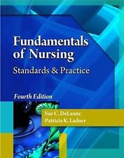 SHIPS DAILY LIKE NEW # Fundamentals of Nursing by Sue DeLaune, Patricia Ladner