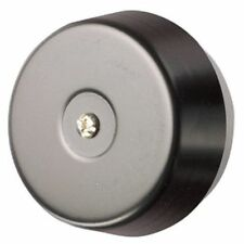 Dome Door Bell - 85db Loud - Metal Black Underdome D792 8V AC