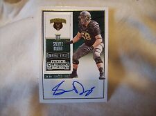 2016 Panini Contenders Football Spencer Drango - Autographed Rookie Card