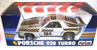 POLISTIL 1/16 PORSCHE 928 TURBO - OLD SHOP STOCK - MINT BOXED RARE - L2