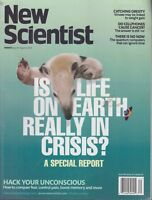 New Scientist Weekly July 28-August 3, 2018 No 3188 Life on Earth in Crisis