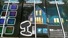 Projecteur Lumières Noël Laser LED Fêtes de Noel Décorations Étanche Extérieur