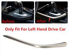 Matt Side gear shift stripe cover trim For BMW 3 series F30 320 328 2013-2015
