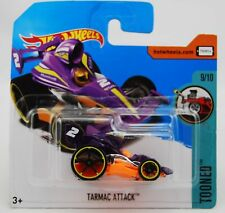 HOT WHEELS 2017 TARMAC ATTACK 29 short card TOONED 9/10 DTX52 NEW