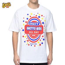 DGK Sucka Free Skate T-Shirt Tee L XL White NWT $25 35€ Surf Snow Streetwear NEW