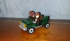 Lego Indiana Jones 20004 - Jungle Cruiser (REPRO)  fast free ship and must see