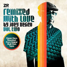 Various Artists : Remixed With Love By Joey Negro - Volume 2 CD 2 discs (2016)