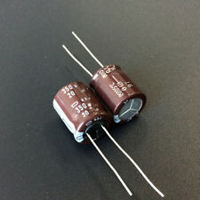 100pcs 20uF 350V 12.5x15mm NCC Nippon KXJ 350V20uF Downsized Long Life Capacitor