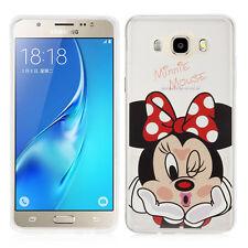 Coque Housse Silicone TPU Ultra-Fine Minnie Mouse Samsung Galaxy J5 (2016) J510F