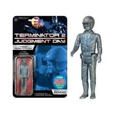 Terminator 2 T2 T1000 Limited Edition Super7 Action Figure Reaction Frozen Nycc