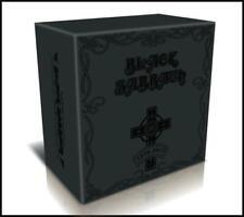 Black Sabbath Black Box Set  22 CD Complete Collection 1970-2017 Limited Edition