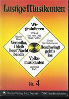 """ Lustige Musikanten "" Nr. 4"