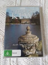 A YEAR AT KEW – SERIES 3 - DVD, 2-DISC, R-4, LIKE NEW, FREE POST AUS-WIDE