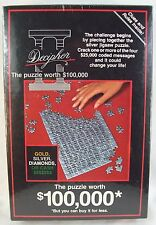 1985 Decipher II The Puzzle Worth 100,000 New in Sealed Box
