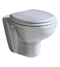 Sanitari bagno vaso wc water sospeso, compreso di coprivaso, Karla Rak, ceramica