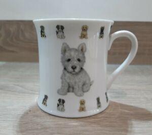 Westie Dog Puppy Mug Mini Tankard Design Rather Charming Bone China