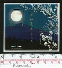 Sell Starts Sep.3 in 2019, Kamo Mail 2019, Mini Sheet Japan Stamp