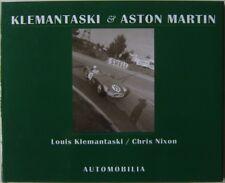 Klemantaski & Aston Martin 1948-59 high quality book Limited Edition No. 1338