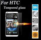2.5d PROTECTOR DE PANTALLA DE CRISTAL TEMPLADO HTC Desire 510 516 Uno M7 M8 M9
