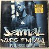 """JAMAL - FADES EM ALL (+PETE ROCK REMIX) (12"""") 1995!! RARE!!  REDMAN + ROCKWILDER"""