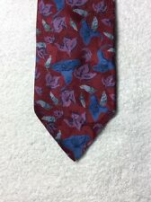 J-56 Christian Dior Name Brand Multi-Color Mens Neck Tie, Buy 8-Free Shipp