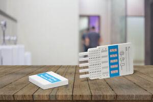 10 in 1 Street Drug Testing Kit Urine Home Work Test Cocaine Cannabis Speed +++