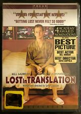 Lost in Translation Dvd - Brand New (Factory Sealed)