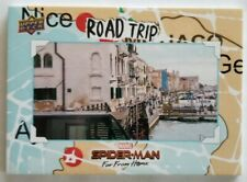 Upper Deck UD Marvel Spiderman Far From Home Venice Insert RT2 Card Road Trip 20