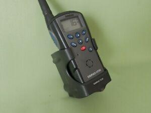 Simrad HT50 Handheld, Marine Portable VHF Radio, Defective battery