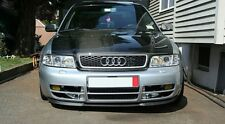 Für Audi A4 S4 B5 95-01 Front Spoiler Lippe Frontschürze Frontlippe Frontansatz-