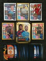 2019/20 Match Attax UEFA Soccer Cards - Mini Tin + 30 cards incl 5 shiny