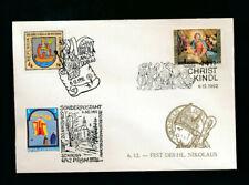 Christkindl-Kombi 1992 mit St.Nikola Donau und St.Nikola Pram  (CH16)