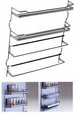 Wesco Gewürzbord Gewürzregal Einbau Küchenschrank Küchenrollenhalter Küchentuch