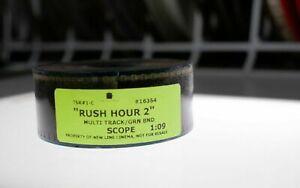Rush Hour 2 (35mm Film Trailer)