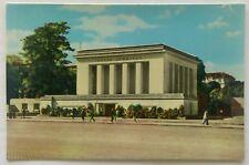 Bulgaria Sofia Georgi Dimitrov Mausoleum 1960 Postcard (P319)