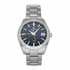 Grand Seiko Heritage Collection GMT LE Quartz Steel Mens Watch Date SBGN009