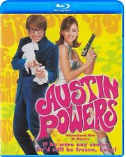Austin Powers (Mike Myers) *New Blu-Ray*